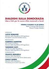 Dialoghi sulla Democrazia - Aversa (CE)
