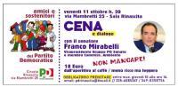Incontro al PD Rinascita di Milano