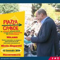 Piazza Grande - Milano