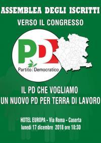 Assemblea PD Caserta