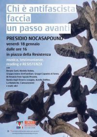Presidio Antifascista a Sesto San Giovanni