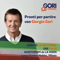 Presentazione della candidatura di Gori