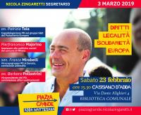 Diritti, legalità, solidarietà, Europa - Cassano D'Adda