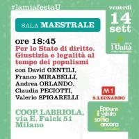 Festa PD a Milano