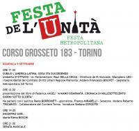 Festa PD a Torino