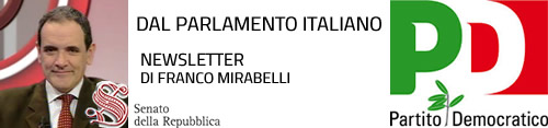 NewsletterFranco Mirabelli