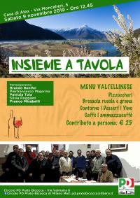 Insieme a Tavola - Pratocentenaro, Milano