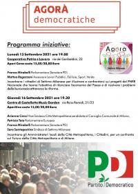 Agorà Democratiche a Settimo Milanese