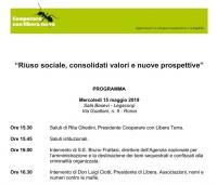 Assemblea dei Soci di Cooperare con Libera Terra - Roma