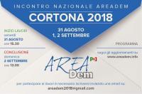 Incontro Area Dem - Cortona